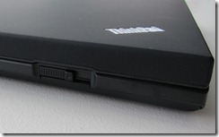 Lenovo ThinkPad T420 backside