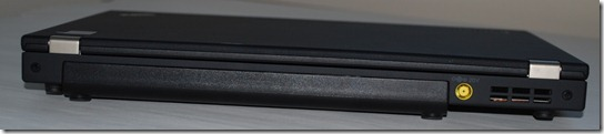 Lenovo ThinkPad X220 backview